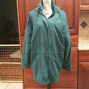 Ladies XL London Fog Coat/Jacket
